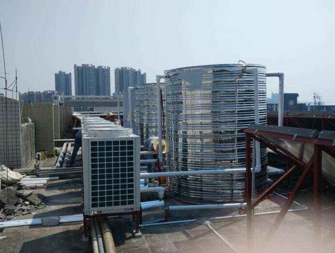 贵州热水工程