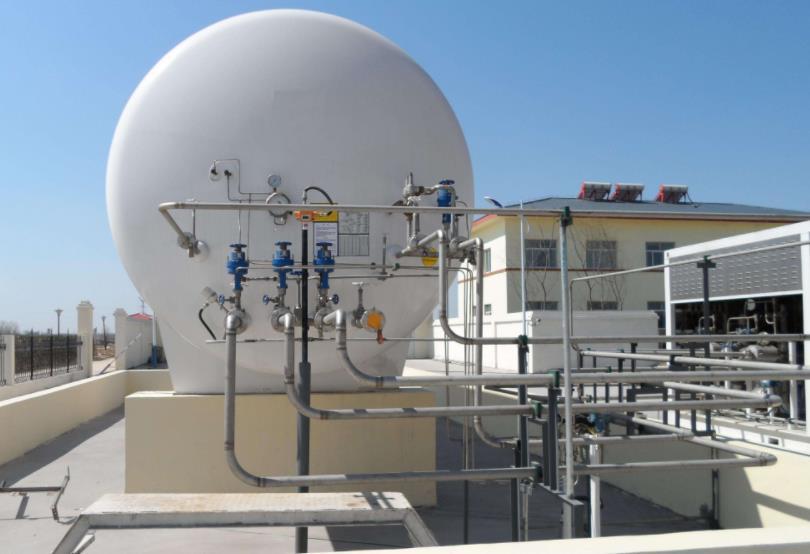 贵州LNG液化气储罐